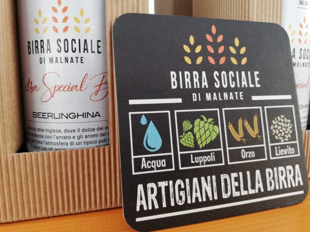 Birra sociale di Malnate